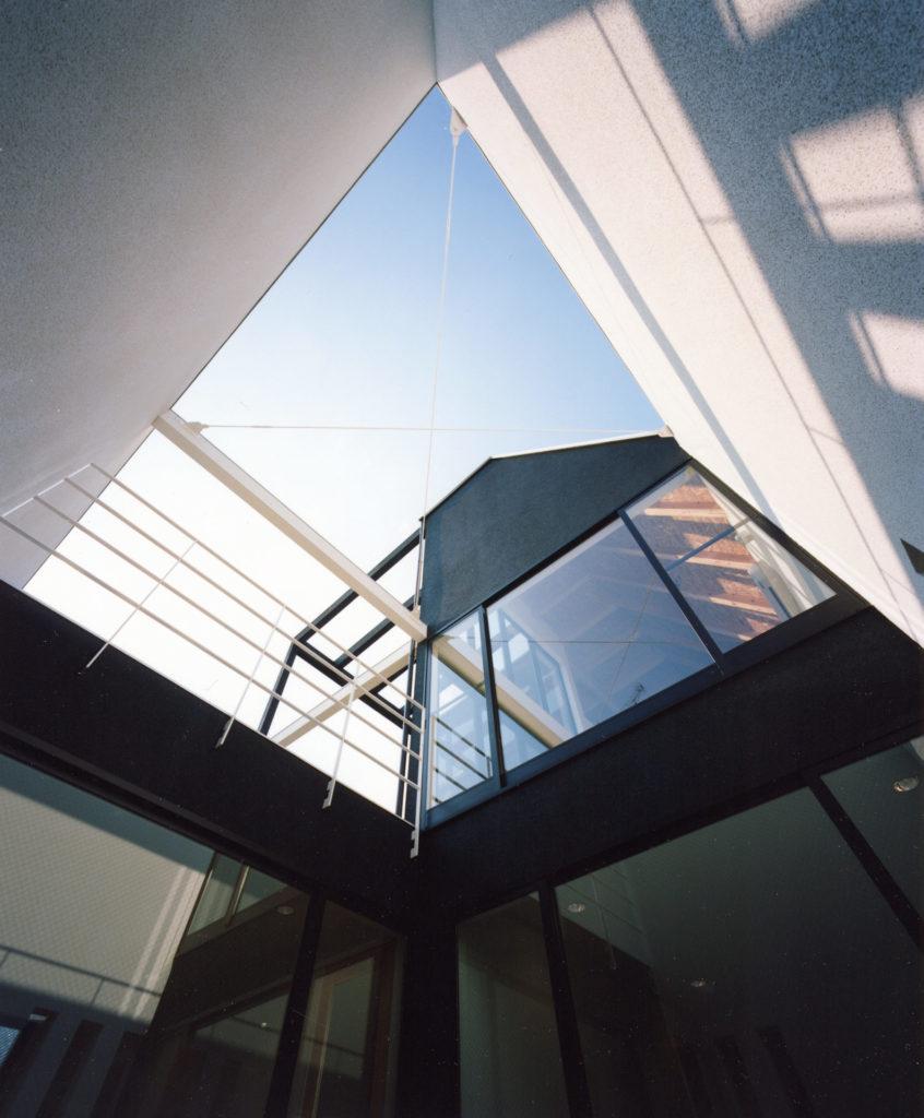 旗の台の住宅 -SE工法-