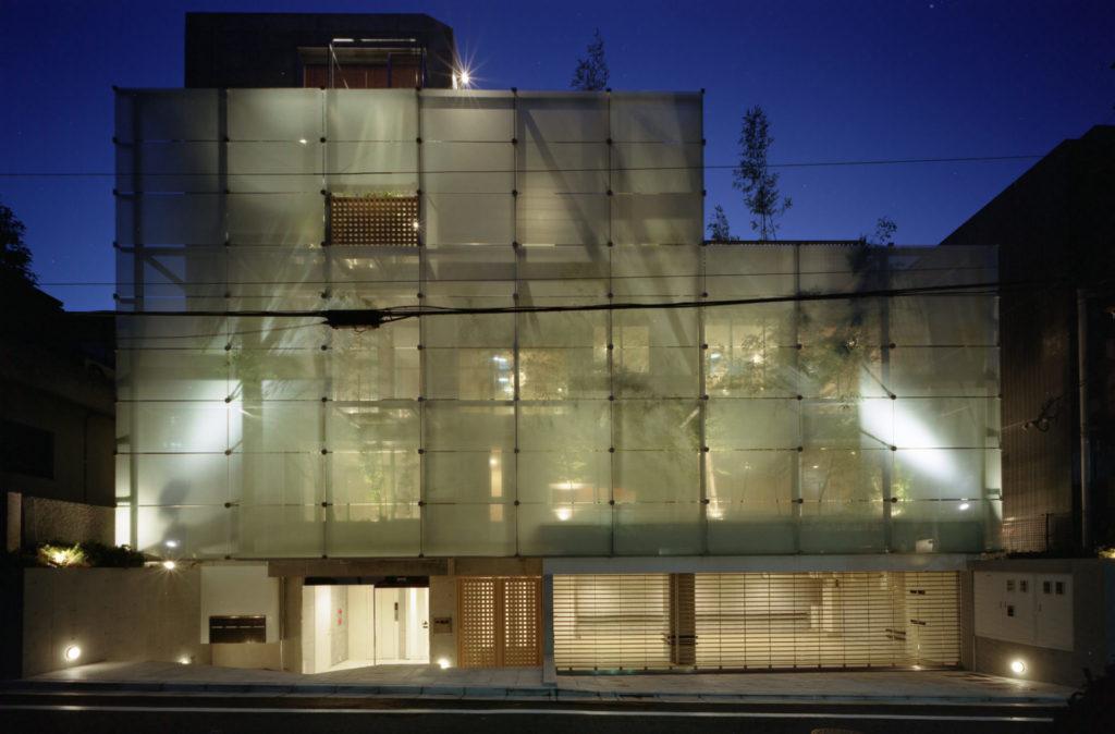 千駄ヶ谷の住宅